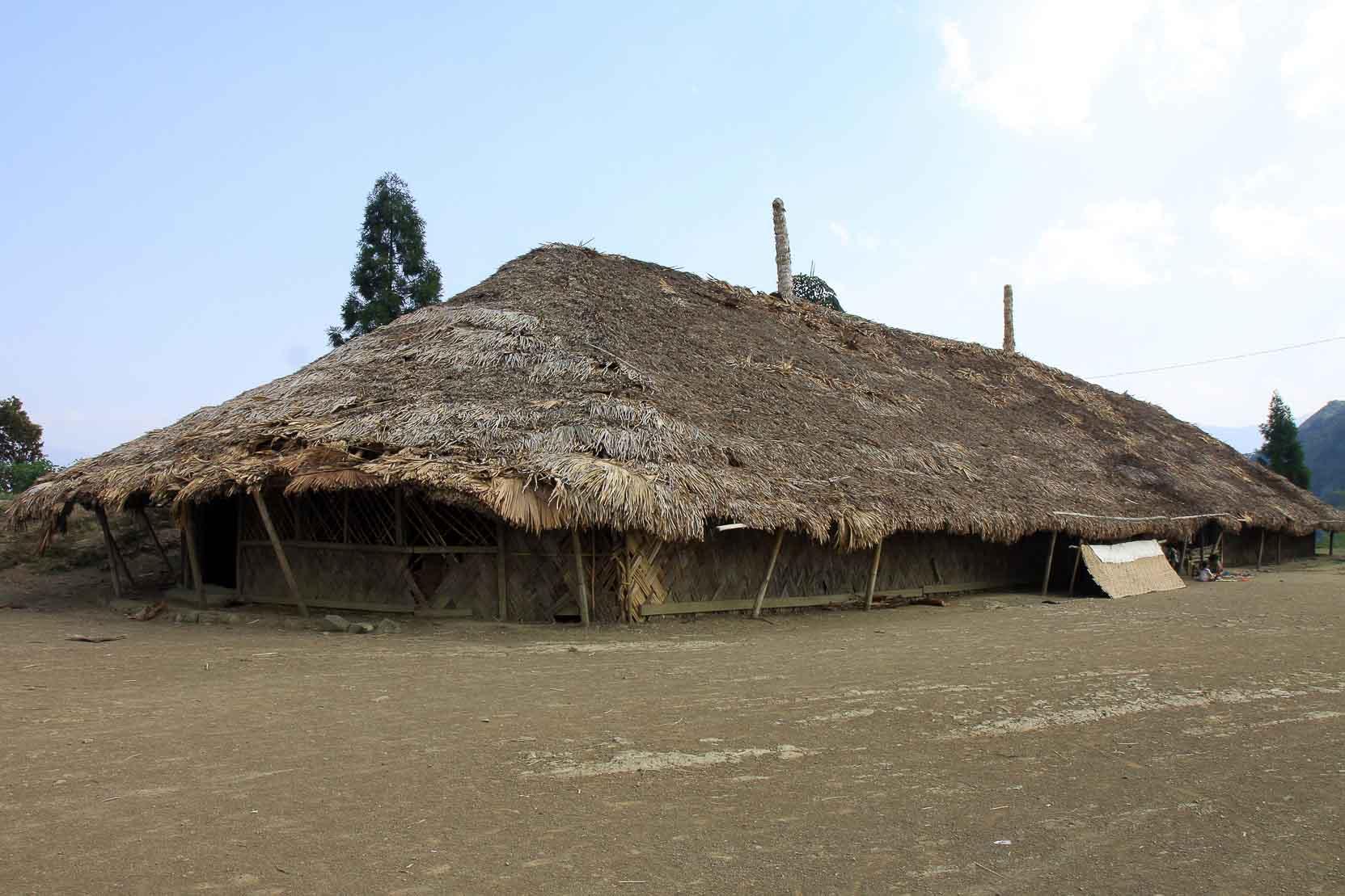 hütte des häuptlings von longwa