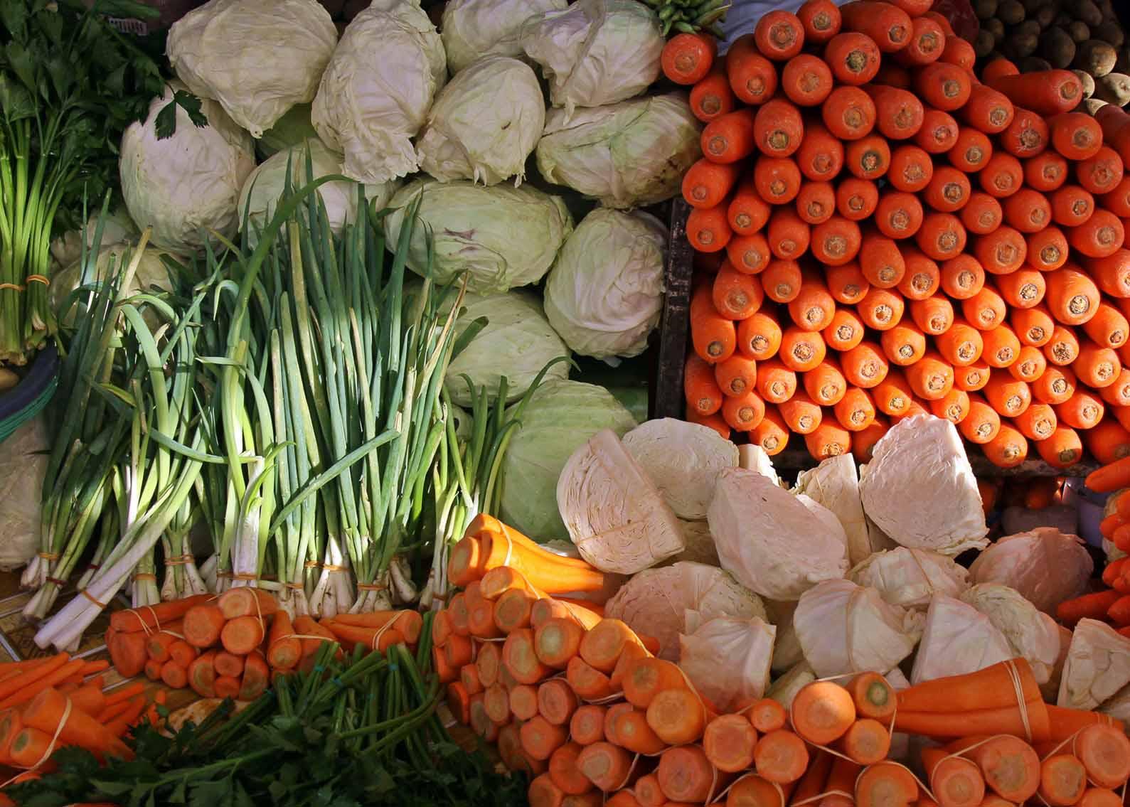 markt in ambon