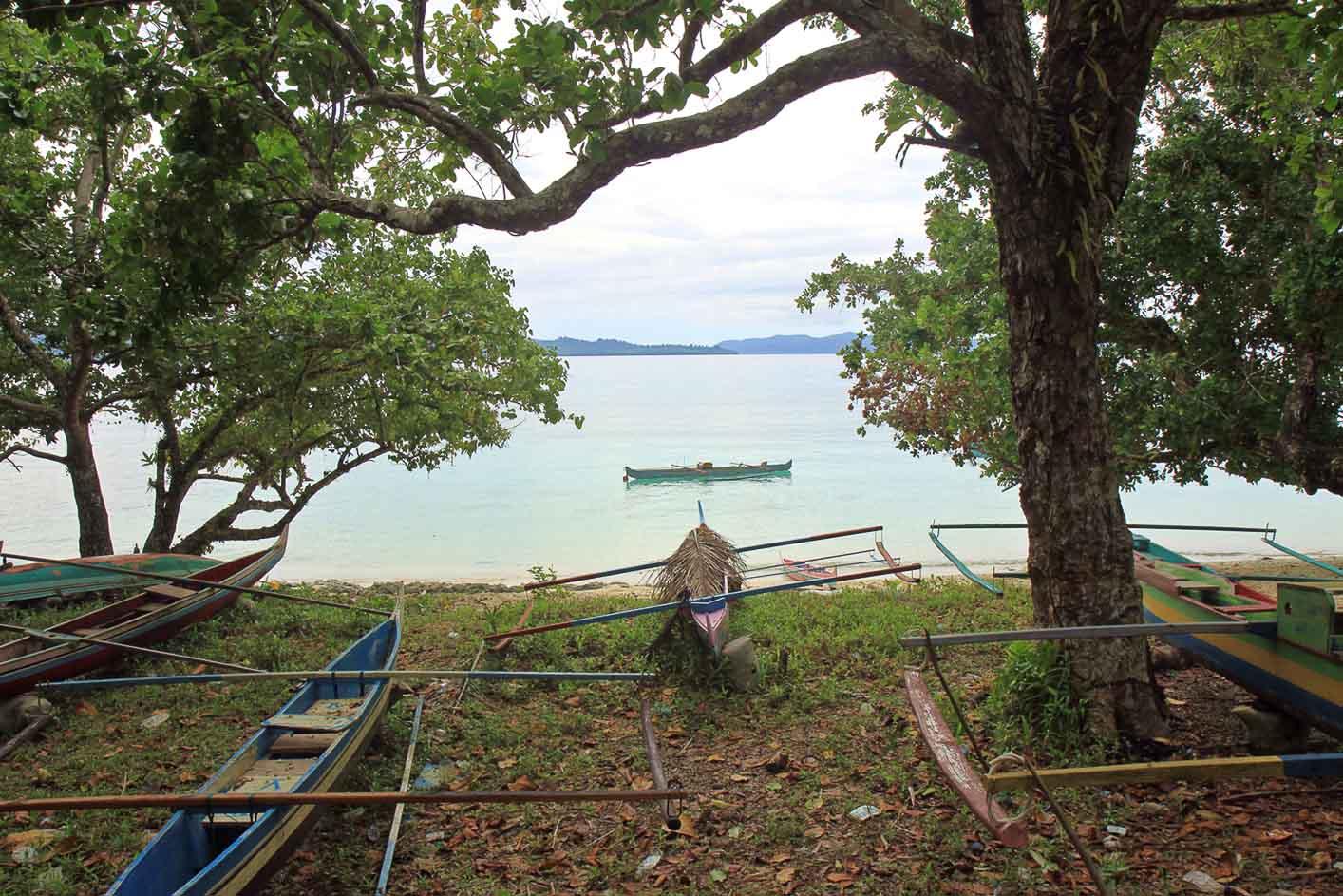 unterwegs auf saparua (2)