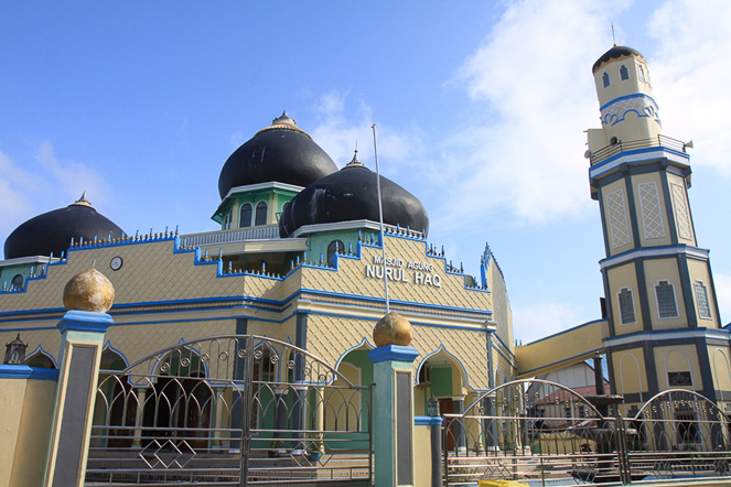 Moschee in Dobo