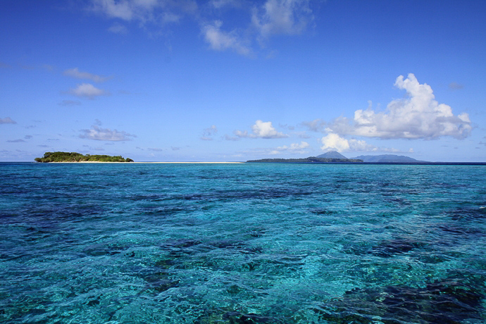 Unterwegs in der Banda Sea