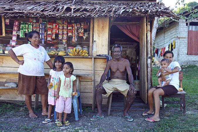 family auf key besar