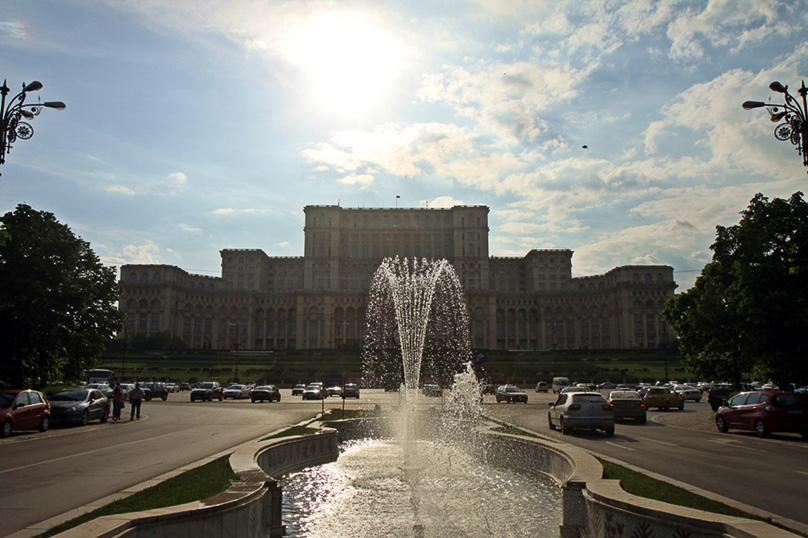 Ceaucescu's Palast