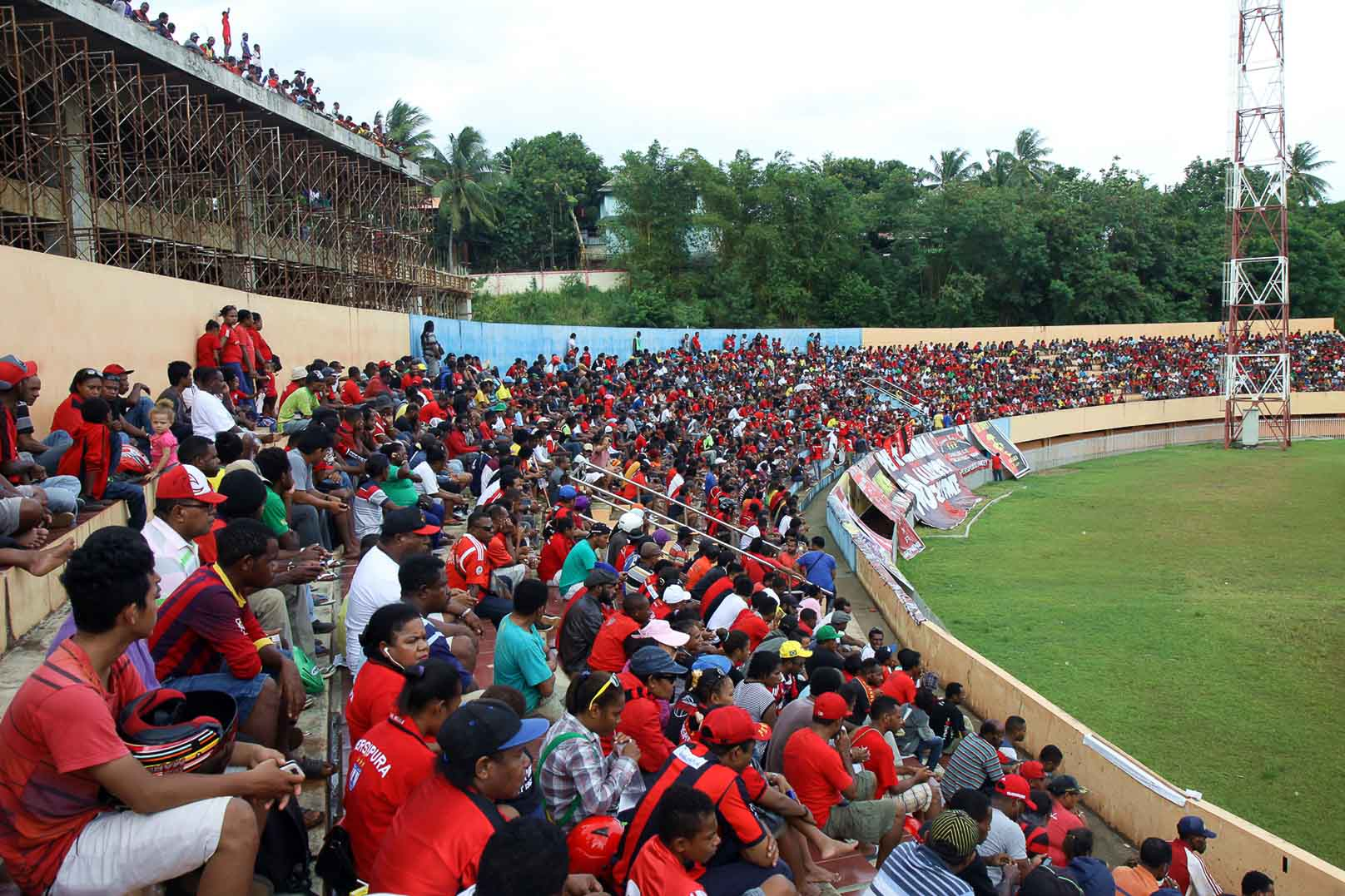 fans beim asien-champions-league spiel