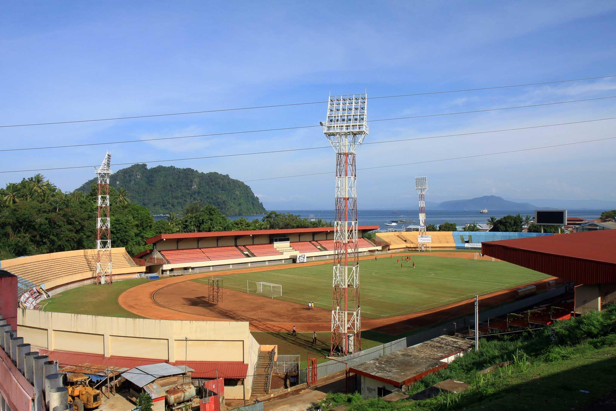 stadion von persipura
