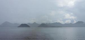 Auf dem Weg zu den Dragon-Inseln