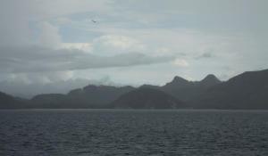 Dracheninseln in Sicht