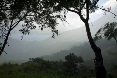 In den Bergen von Bajawa