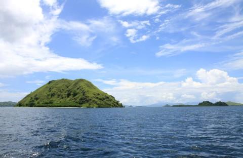 Inselwelt vor Komodo
