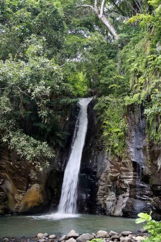 Wasserfall bei Moni