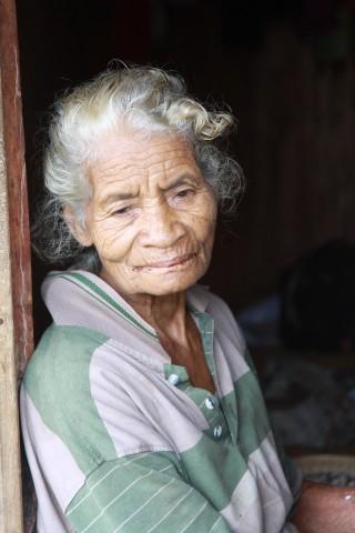old women in Belaraghi