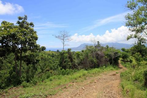 wilde Pisten in der Umgebung von Bajawa