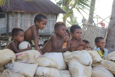 Kids auf Ternate