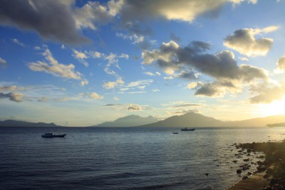 Sunset Larantuka