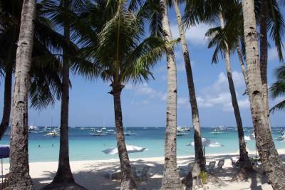 Beach von Boracay