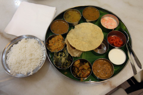 Indian Food in KL