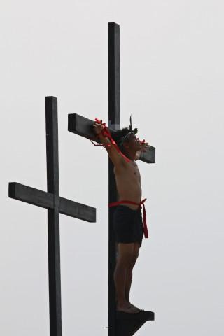 Kreuzigung am Karfreitag