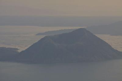 Taal-Vulkan