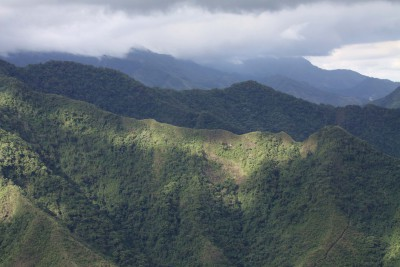 Unterwegs in der Bergwelt Luzons