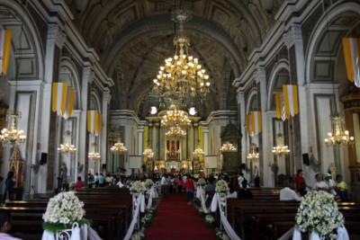 Kirche in Manila