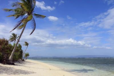 Beach auf Pamilacan-Island