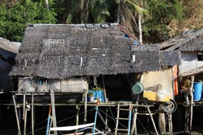 Im Fishing Village von Taytay
