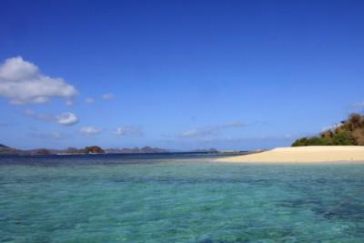 Inselwelt in der Umgebung von Taytay