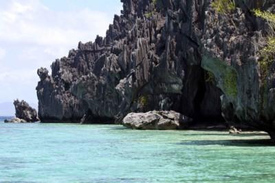 Unterwegs in der Inselwelt von Taytay