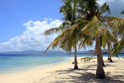 Insel in der Nähe vonTaytay